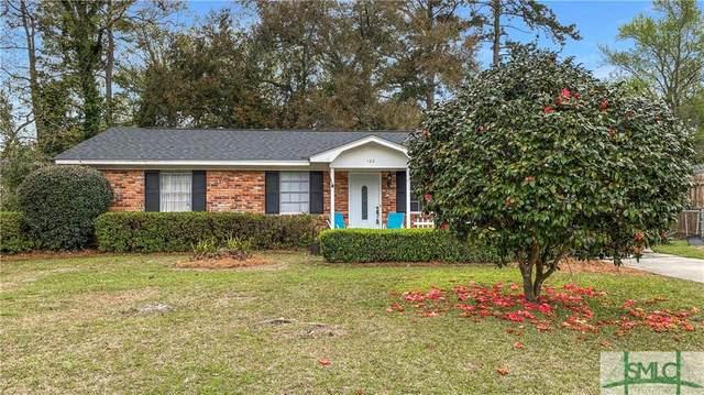 122 Nassau Drive, Savannah, GA 31410 (MLS #221490) :: Coastal Savannah Homes