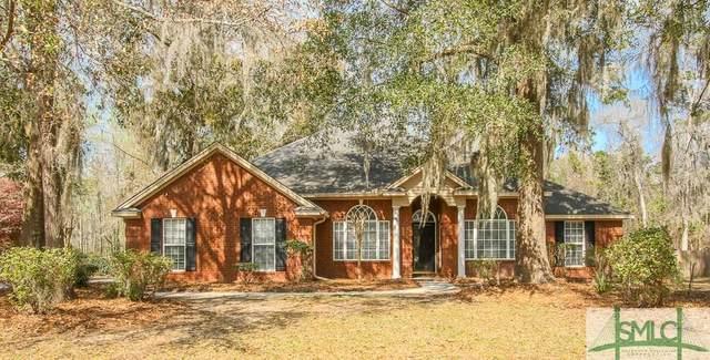 607 Laurenburg Drive, Richmond Hill, GA 31324 (MLS #221497) :: The Arlow Real Estate Group