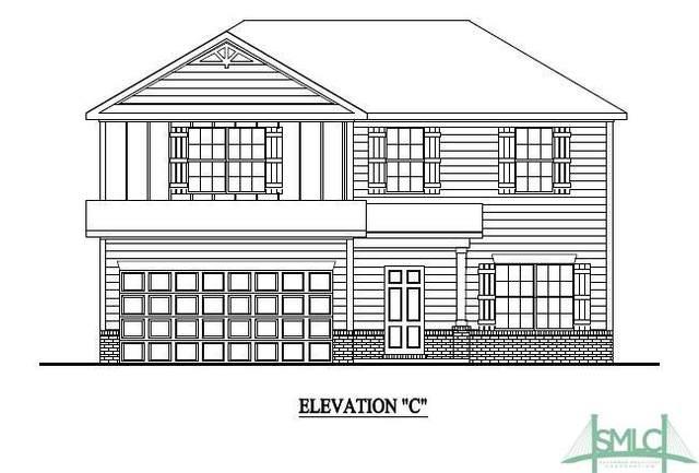 124 Sawmill Road, Hinesville, GA 31313 (MLS #221514) :: Teresa Cowart Team