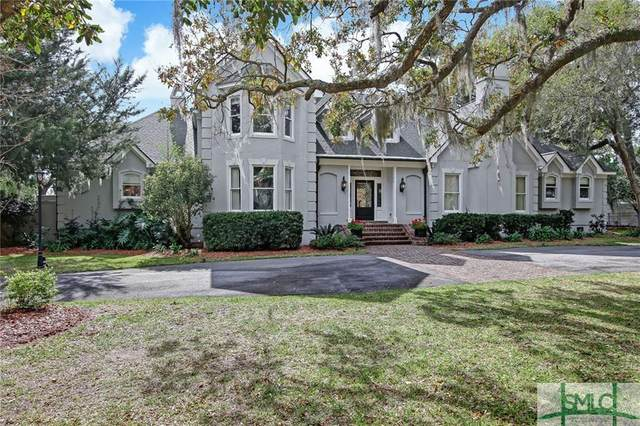 1822 Wilmington Island Road, Savannah, GA 31410 (MLS #221518) :: The Arlow Real Estate Group