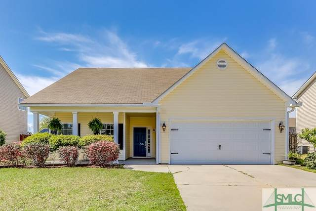 115 Butler Drive, Richmond Hill, GA 31324 (MLS #221523) :: The Arlow Real Estate Group