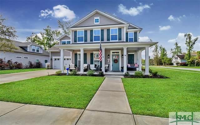 14 Whispering Oaks Trail, Savannah, GA 31419 (MLS #221550) :: The Arlow Real Estate Group