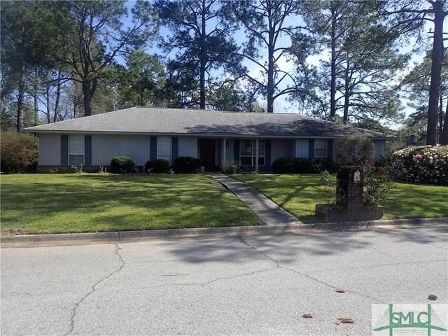2 W Sagebrush Lane, Savannah, GA 31419 (MLS #221553) :: The Arlow Real Estate Group