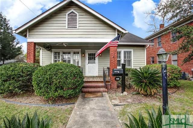 702 E 49Th Street, Savannah, GA 31415 (MLS #221561) :: Liza DiMarco