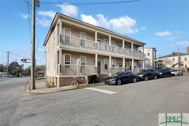 421 E 36th Street, Savannah, GA 31401 (MLS #221566) :: Partin Real Estate Team at Luxe Real Estate Services