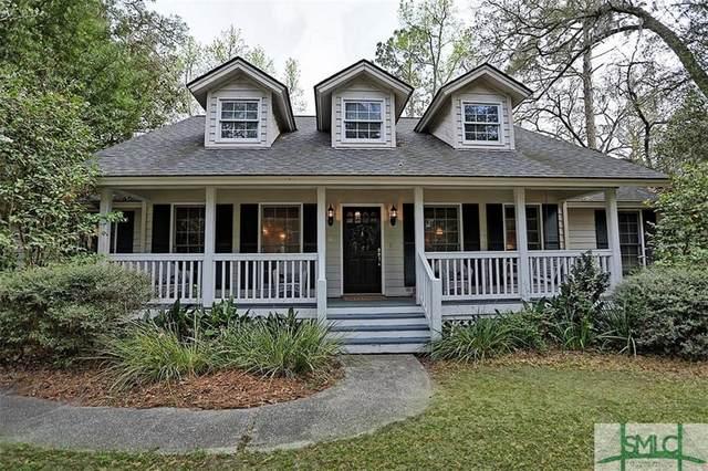 6 Fletcher Lane, Savannah, GA 31411 (MLS #221573) :: Robin Lance Realty