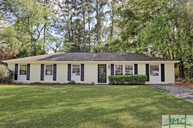 26 Sheridan Circle, Savannah, GA 31406 (MLS #221577) :: Heather Murphy Real Estate Group