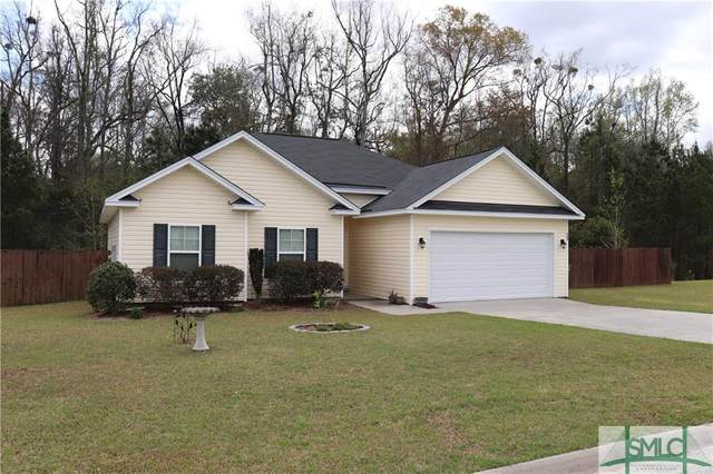 123 Clydesdale Court, Guyton, GA 31312 (MLS #221590) :: Bocook Realty