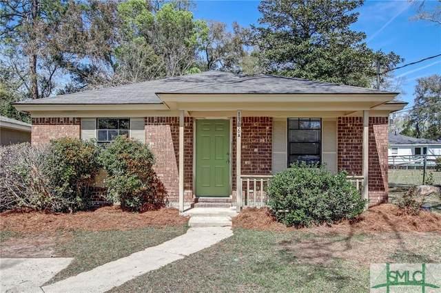 1306 E 70th Street A, Savannah, GA 31404 (MLS #221597) :: Keller Williams Realty-CAP
