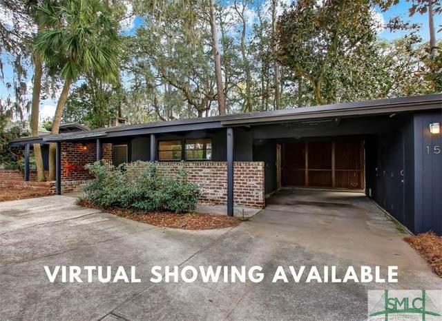 1525 Spalding Road, Savannah, GA 31406 (MLS #221600) :: Partin Real Estate Team at Luxe Real Estate Services