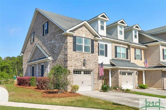 134 Ventura Place, Pooler, GA 31322 (MLS #221603) :: The Arlow Real Estate Group