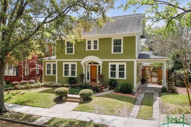 21 E 52nd Street, Savannah, GA 31405 (MLS #221604) :: Liza DiMarco