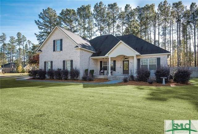 121 Sweetwater Circle, Rincon, GA 31326 (MLS #221608) :: Teresa Cowart Team