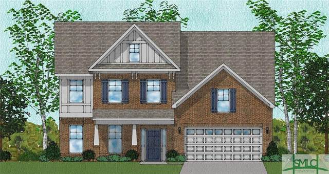78 Calendon Court, Richmond Hill, GA 31324 (MLS #221613) :: The Arlow Real Estate Group