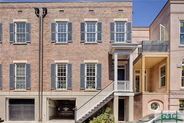308 W Taylor Street, Savannah, GA 31401 (MLS #221620) :: Keller Williams Realty-CAP