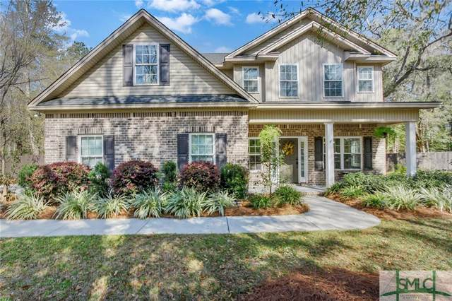 473 Lou Page Lane, Richmond Hill, GA 31324 (MLS #221624) :: The Arlow Real Estate Group