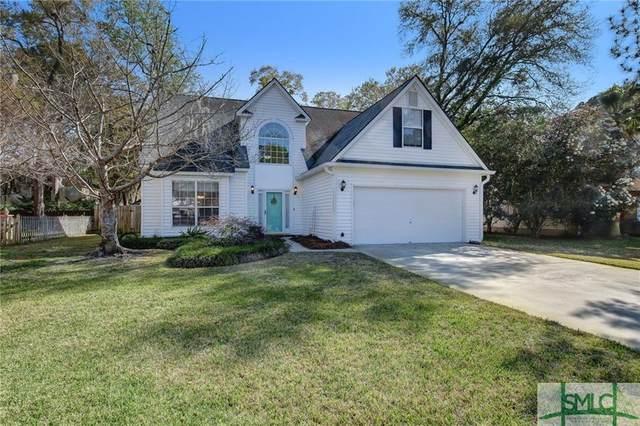 110 Brompton Road, Savannah, GA 31410 (MLS #221639) :: The Arlow Real Estate Group