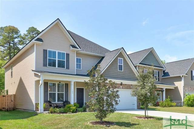 125 Laguna Way, Savannah, GA 31405 (MLS #221641) :: The Arlow Real Estate Group