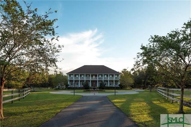 2418 Horsestamp Church Road, Waverly, GA 31565 (MLS #221643) :: Heather Murphy Real Estate Group
