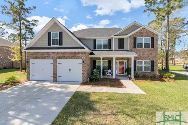 130 Timberland Circle, Richmond Hill, GA 31324 (MLS #221647) :: The Arlow Real Estate Group