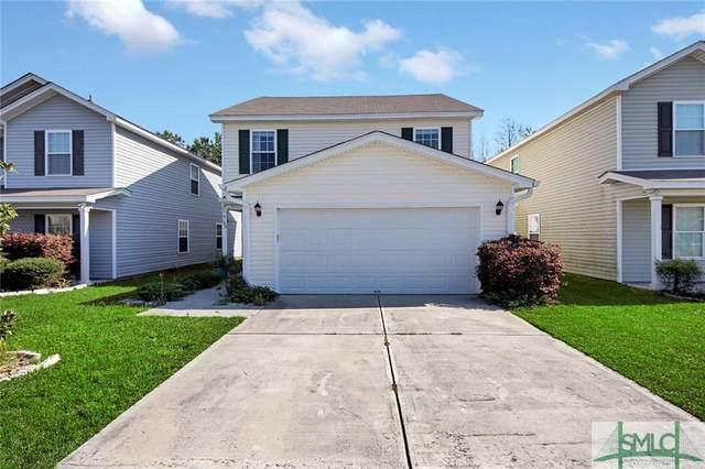 100 Ristona Drive, Savannah, GA 31419 (MLS #221648) :: Heather Murphy Real Estate Group