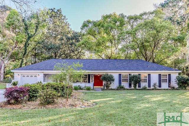 205 Winchester Drive, Savannah, GA 31410 (MLS #221660) :: Heather Murphy Real Estate Group