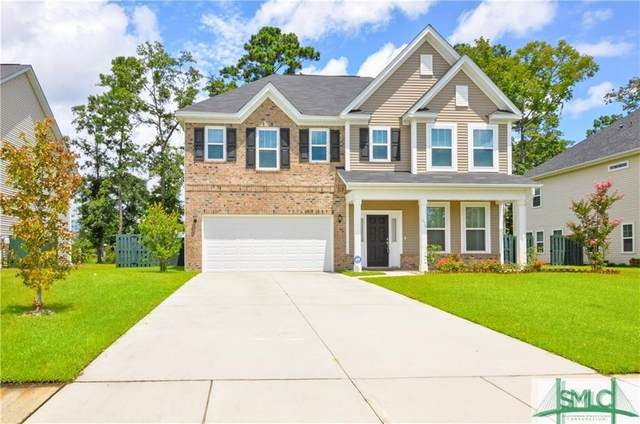 279 Catalina, Richmond Hill, GA 31324 (MLS #221675) :: The Arlow Real Estate Group
