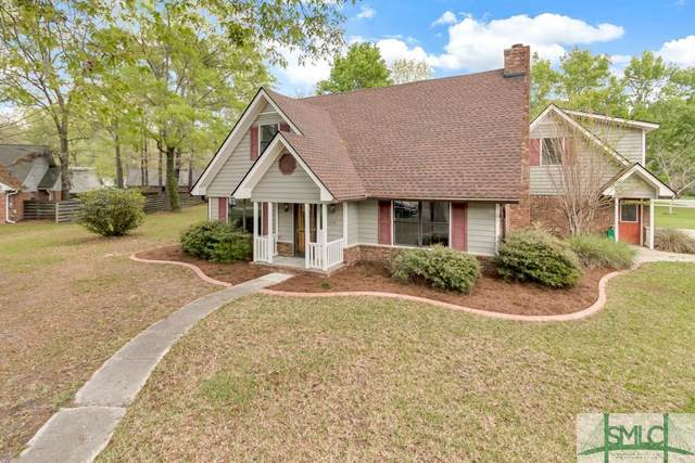 278 Miner Drive, Richmond Hill, GA 31324 (MLS #221694) :: The Arlow Real Estate Group