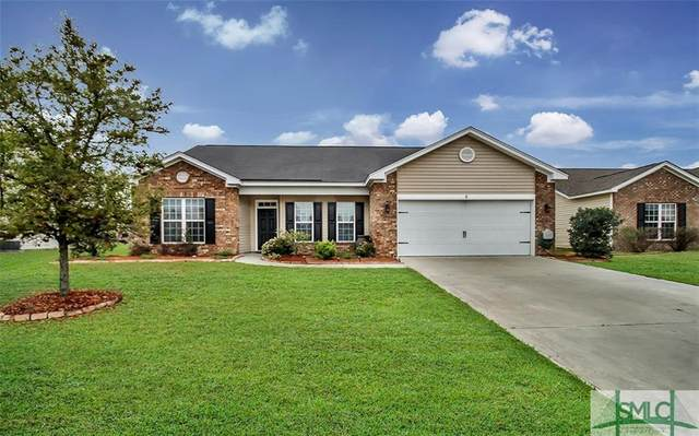 8 Bay Willow Court, Savannah, GA 31407 (MLS #221700) :: The Arlow Real Estate Group