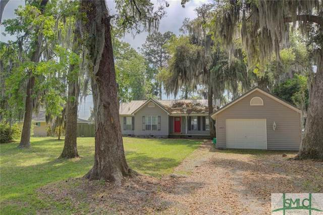 1059 Lake Drive, Midway, GA 31320 (MLS #221703) :: Teresa Cowart Team