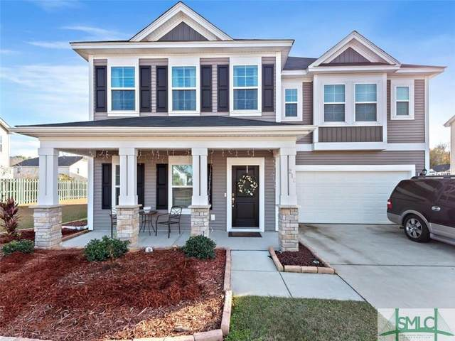 212 Breys, Richmond Hill, GA 31324 (MLS #221716) :: The Arlow Real Estate Group