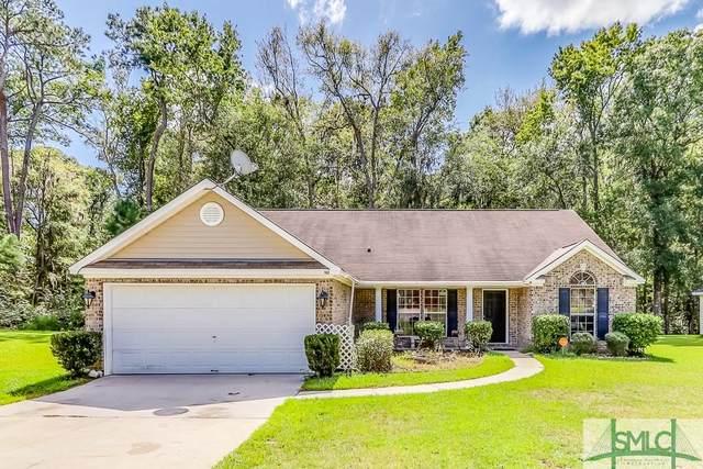 160 Silverton Road, Pooler, GA 31322 (MLS #221717) :: The Arlow Real Estate Group