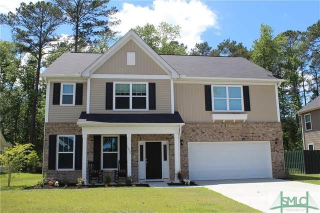 1630 Garden Hill Loop, Richmond Hill, GA 31324 (MLS #221719) :: The Arlow Real Estate Group
