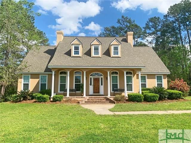 112 Rivers Edge Drive, Savannah, GA 31406 (MLS #221720) :: Robin Lance Realty