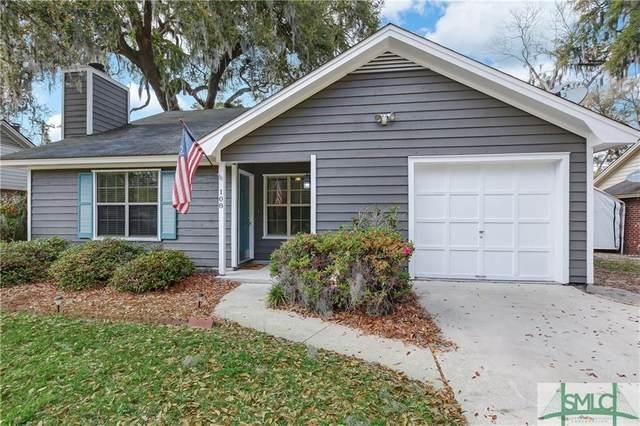 108 Neva Avenue, Savannah, GA 31406 (MLS #221722) :: Keller Williams Coastal Area Partners