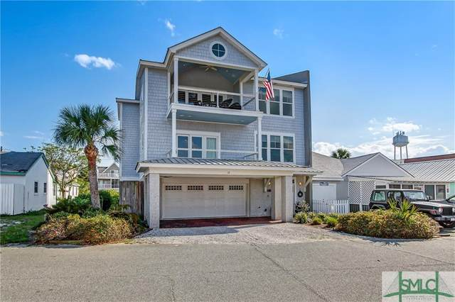 18 Pulaski Street, Tybee Island, GA 31328 (MLS #221730) :: Heather Murphy Real Estate Group
