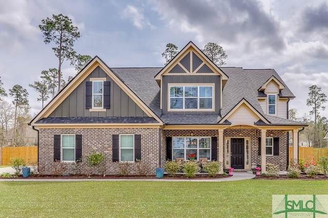 102 Henry Court, Rincon, GA 31326 (MLS #221734) :: Robin Lance Realty