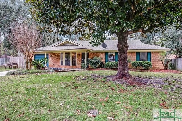 11 Whittington Court, Savannah, GA 31419 (MLS #221737) :: The Arlow Real Estate Group