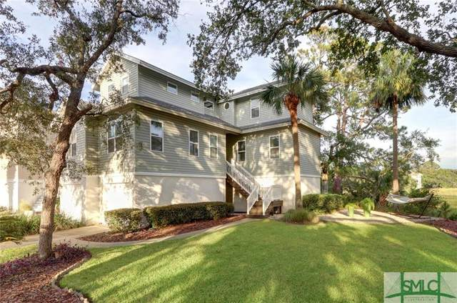 8 Brewers Landing, Tybee Island, GA 31328 (MLS #221748) :: Heather Murphy Real Estate Group
