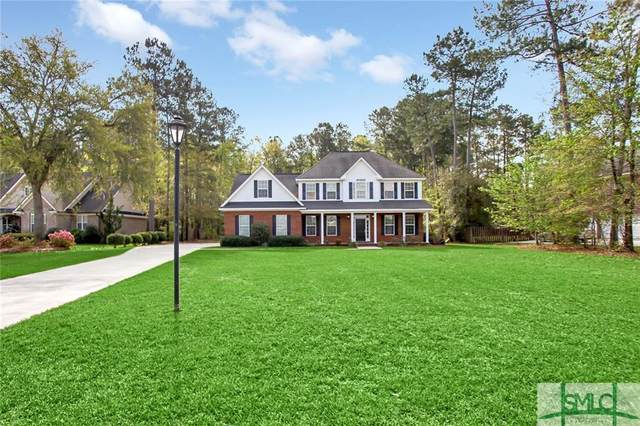 318 Purple Plum Drive, Rincon, GA 31326 (MLS #221750) :: Teresa Cowart Team