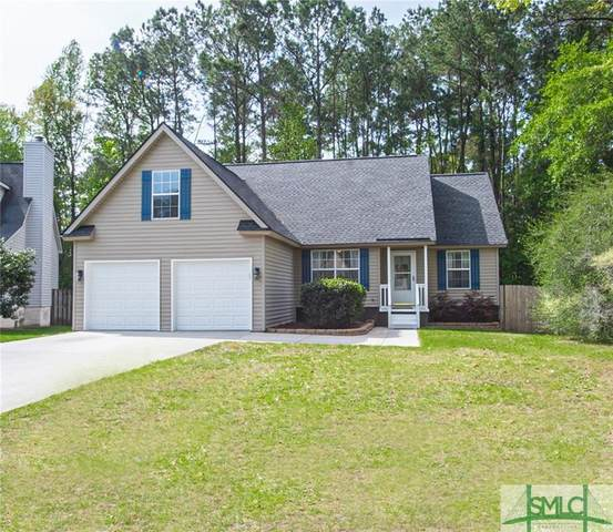 11 Sugar Cane Drive, Savannah, GA 31419 (MLS #221763) :: Heather Murphy Real Estate Group