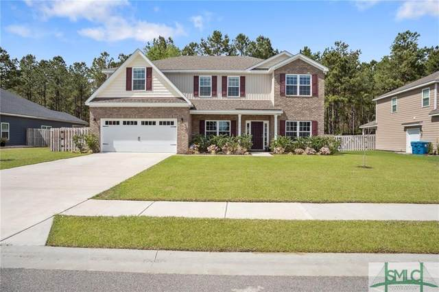 310 Wicklow Drive, Richmond Hill, GA 31324 (MLS #221767) :: Bocook Realty