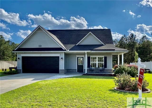 115 Cobbleton Drive, Rincon, GA 31326 (MLS #221796) :: Robin Lance Realty