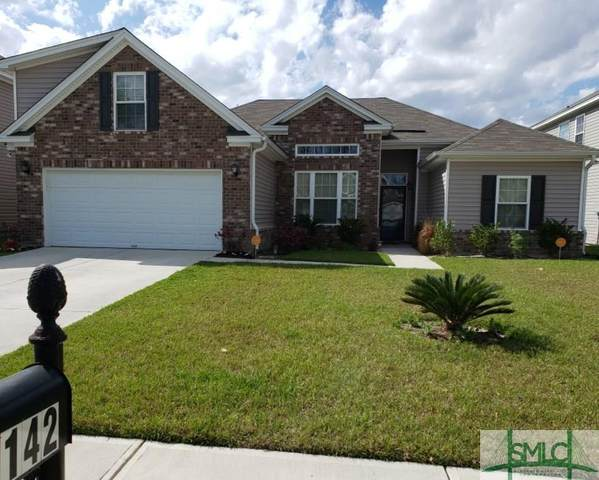 142 Spoonbill Circle, Savannah, GA 31405 (MLS #221800) :: Bocook Realty