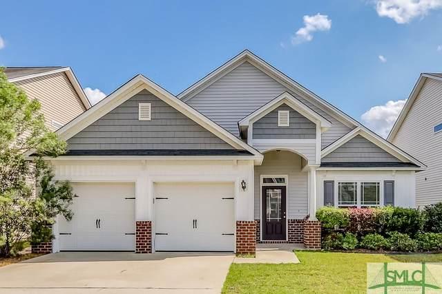 70 N Chapel Lake, Savannah, GA 31419 (MLS #221804) :: The Arlow Real Estate Group