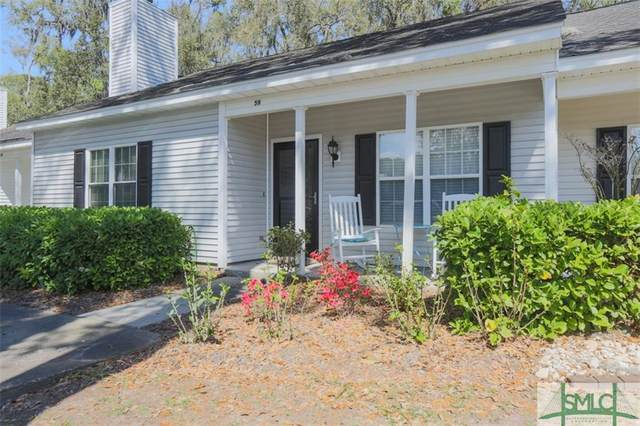 59 Olde Towne Place Drive, Savannah, GA 31410 (MLS #221812) :: The Arlow Real Estate Group