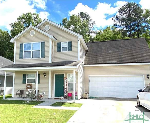 44 Tiller Way, Port Wentworth, GA 31407 (MLS #221827) :: Partin Real Estate Team at Luxe Real Estate Services