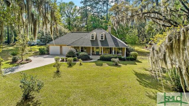 46 Dutchman's Cove, Midway, GA 31320 (MLS #221833) :: Teresa Cowart Team