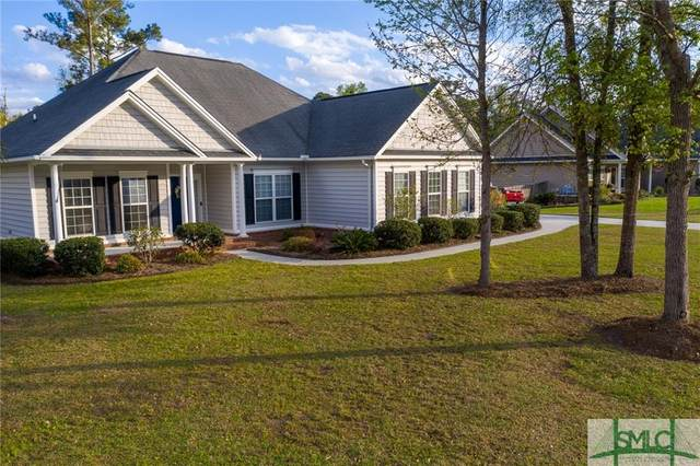 54 Misty Drive, Richmond Hill, GA 31324 (MLS #221846) :: The Arlow Real Estate Group