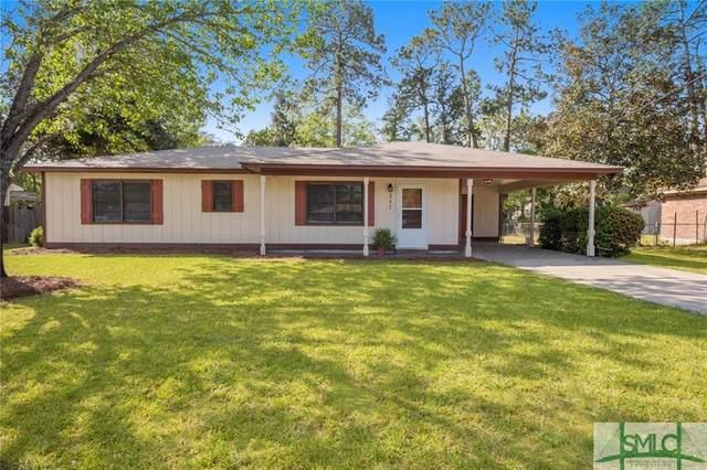 217 Fowler Street, Hinesville, GA 31313 (MLS #221858) :: The Arlow Real Estate Group